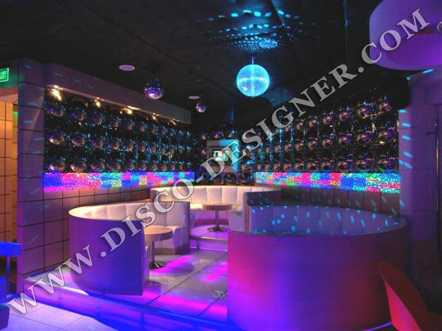 Nightclub Lighting Design Installation Bar Club Lounge