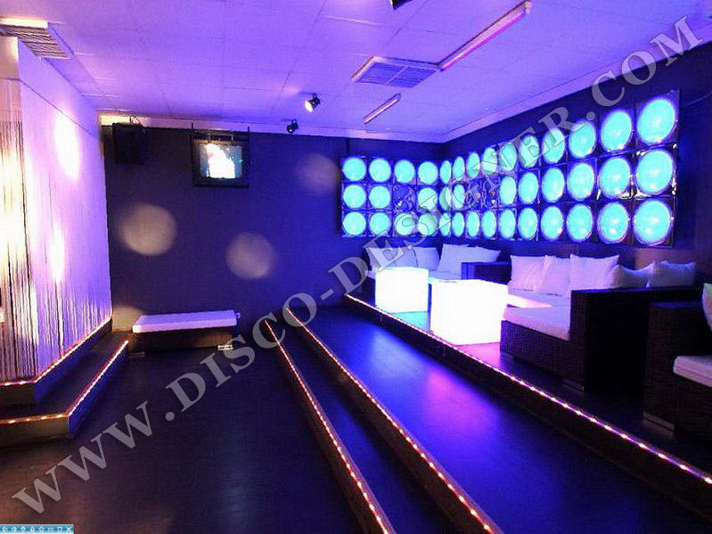 Nightclub Lighting Design Installation Bar Club Lounge