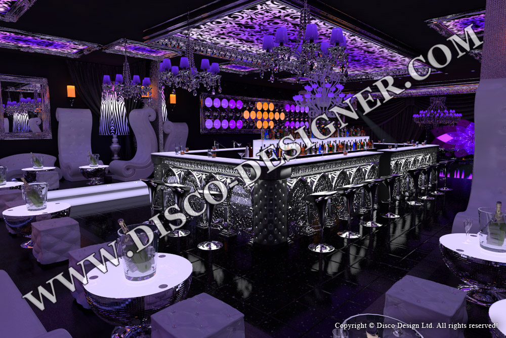 Bar à LED Ultra Baroque