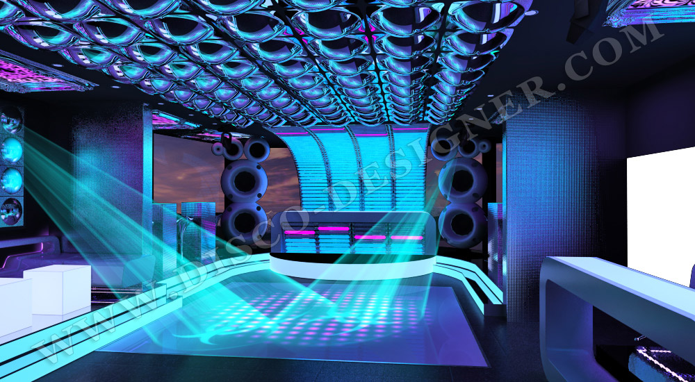 Club Design Ideas In 3d Night Club Design Ideas