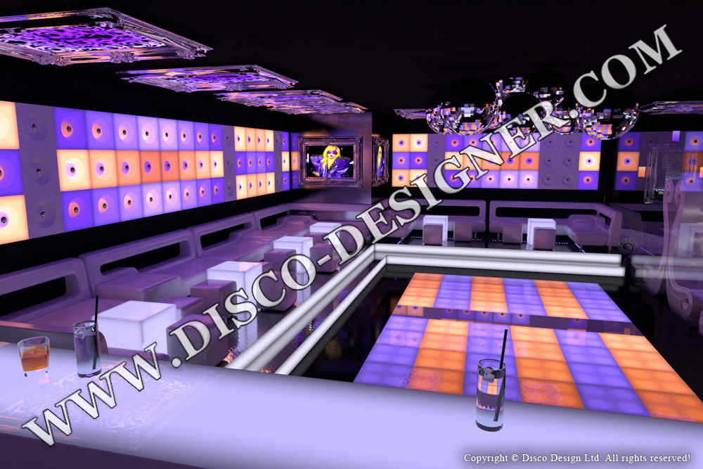 DISCOTHÈQUES Ideas