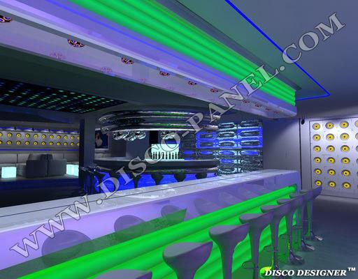 Ideas para dise o de discotecas led iluminacion de discotecas dise o lumicrico para discotecas - Ideas para discotecas ...