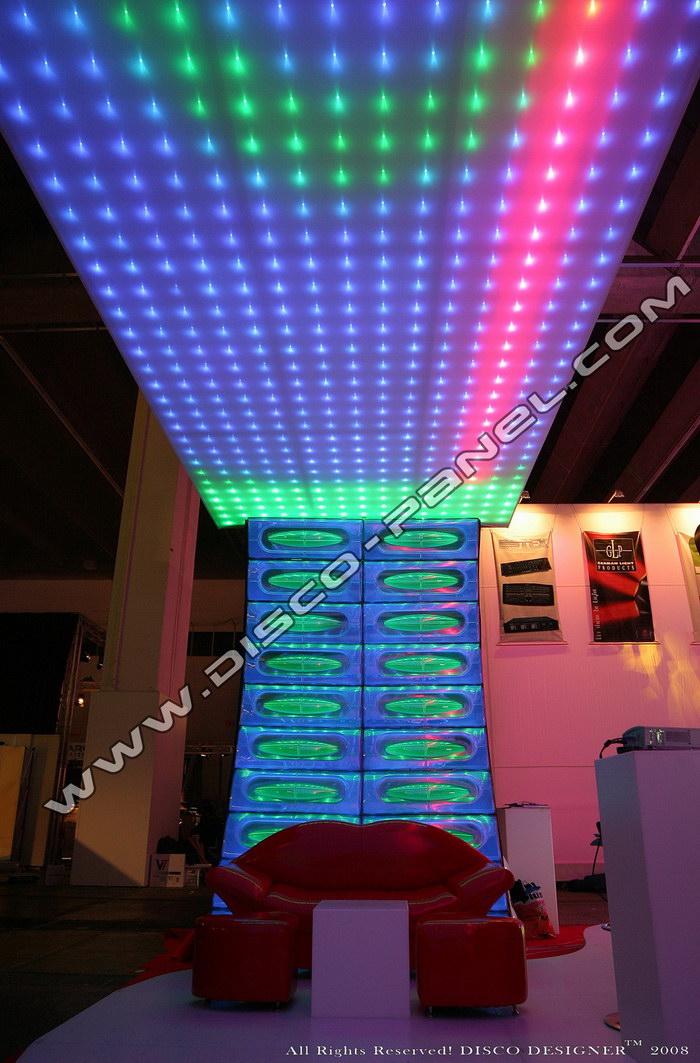 Decoracion de discoteca iluminacion de discotecas - Iluminacion de bares ...