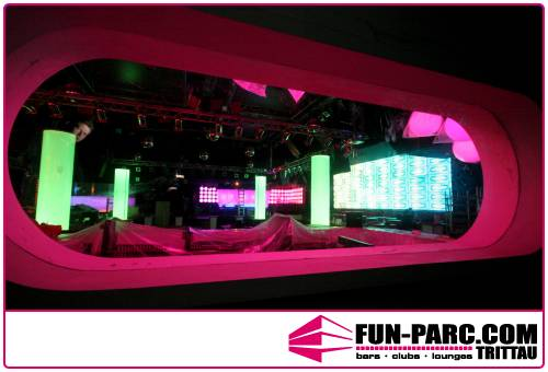 club lighting design