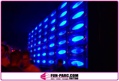 Discoclub LED Lichtdesign