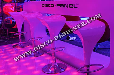 Disco Bar Chair