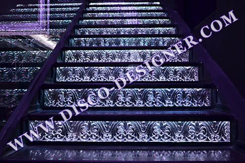 LED DISCO STAIRS