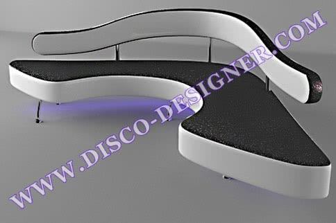 Disco Lounge Sofa