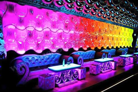 nightclub lighting led disco panel illuminated decoration dmx