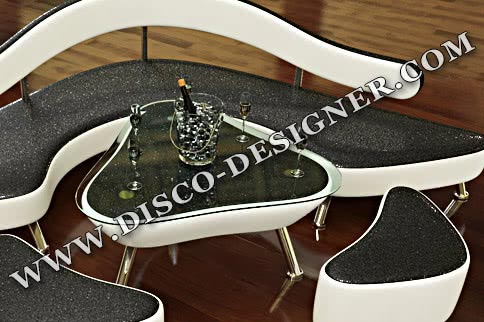 Disco Lounge Table
