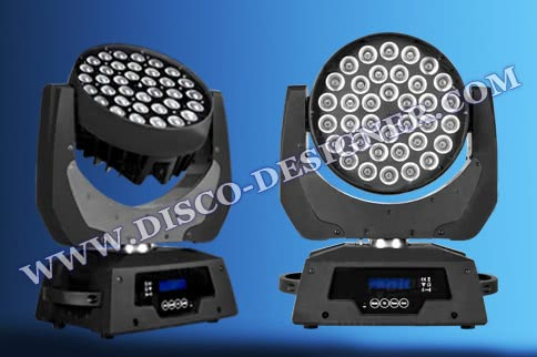 Moving Head - LED Beamwasher
