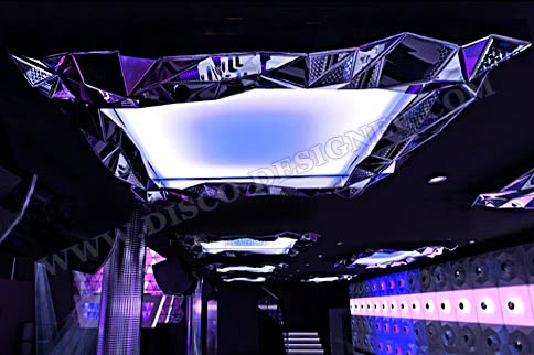 "RGB DMX LED Ceiling Panel ""Ultra"""