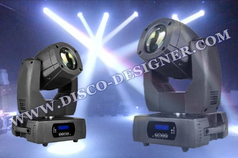 Moving Head - DD LED MINI BEAM 50