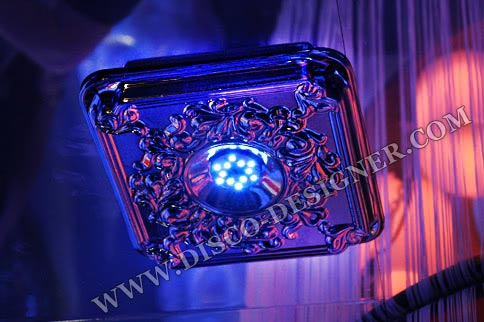 LED Baroque Spot Light
