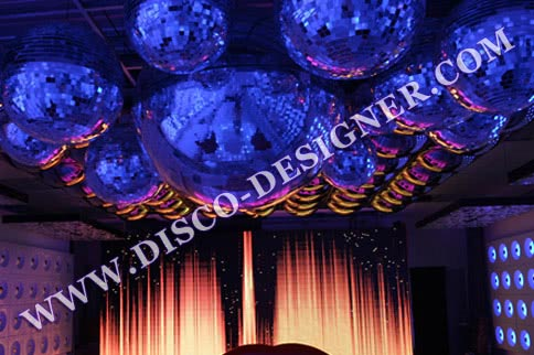 Disco Ball - 1m diameter