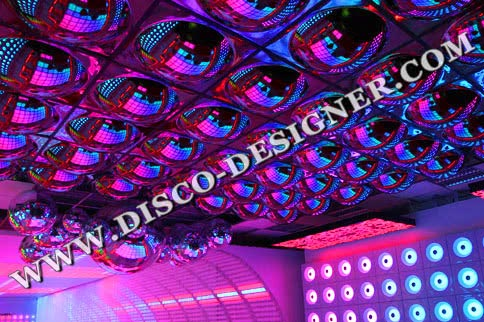 "DISCO-PANEL ""BIG BUBBLE"" - Non Illuminated"