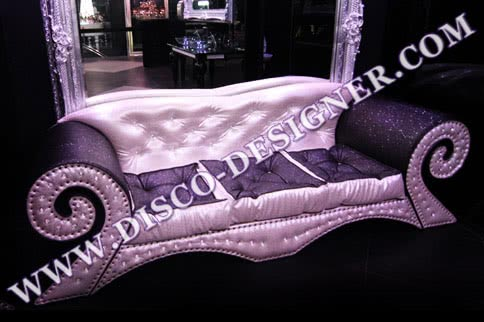 Baroque Disco Sofa