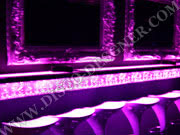 LED Ultra Baroque Floating Bar