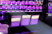 Cabină DJ cu LED – Stil Clasic