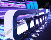 LED Bar Moderne Debout