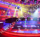 LED DANCE FLOOR RETRO 16 High Power Pixels per sq. meter