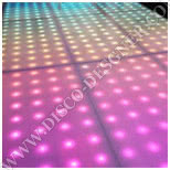 LED DANCE FLOOR MODERN 25 High Power Pixels per sq. meter