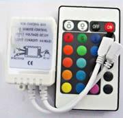 RGB LED IR Remote Controller