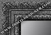 Ultra Baroque Frame - Custom Length, Frame Width: 18cm