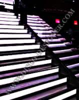 LED STAIRS -White decor