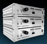 SOUND-TO-LIGHT DMX512 CONTROLLER {DMX_CHANNELS} Including DJ LIGHT STUDIO Lighting Control Software - Windows Compatible.