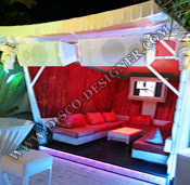 "GAZEBO ""Beach Club"""