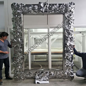 Baroque Ornamental Frame - Model 2, 218cm x 270cm