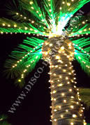 PALMERA ARTIFICIAL + ILUMINACIÓN LED