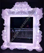 Baroque Ornamental Frame - Model 6, 234cm x 290cm