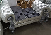Disco Bench - Baroque