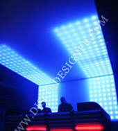 "LED DISCO-PANEL ""SUFITOWY""- 25 PIXELS/sq.m"