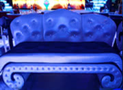Disco Sofa - Modern-Baroque