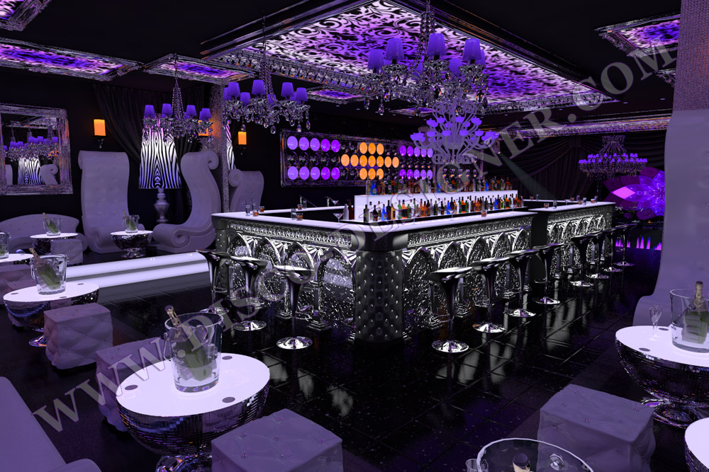 Design Solutions for NIGHTCLUB, Bars, Clubs