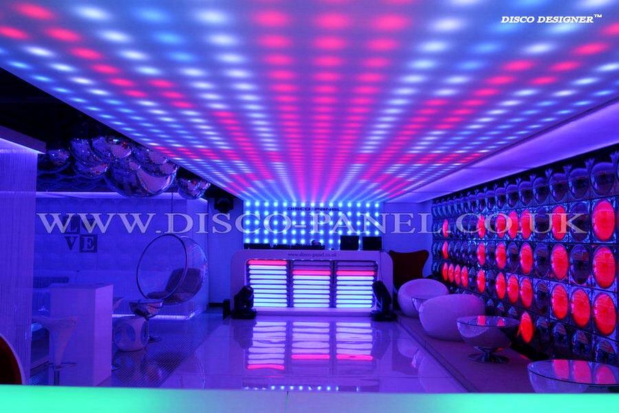 Ceiling panel disco designer led panels dmx controllable nightclub lights nightclub lights ceiling panels disco aloadofball Images
