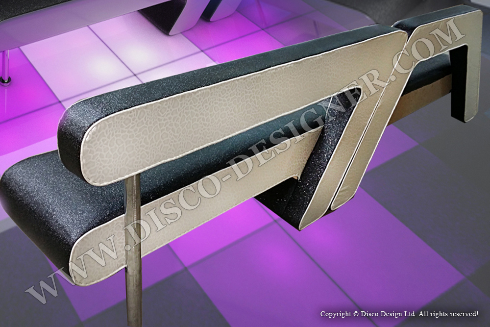 DISCO SOFA Nightclub Furniture By Disco Designer Ultra