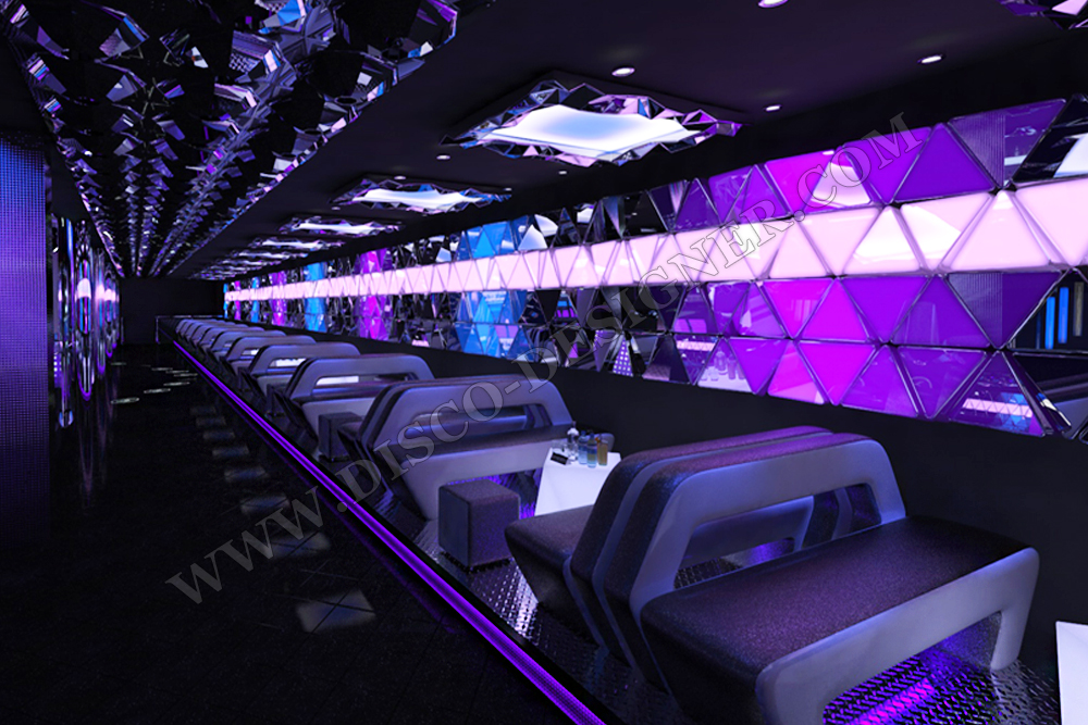 ULTRA MODERN DISCO SOFA - nightclub furniture by Disco ...