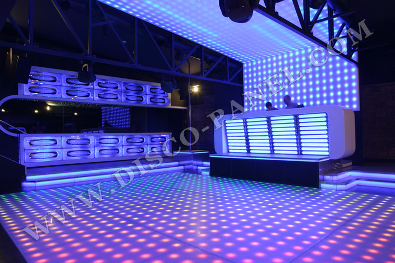 Furniture Led Dance Floors And Nightclub Lighting Pictures
