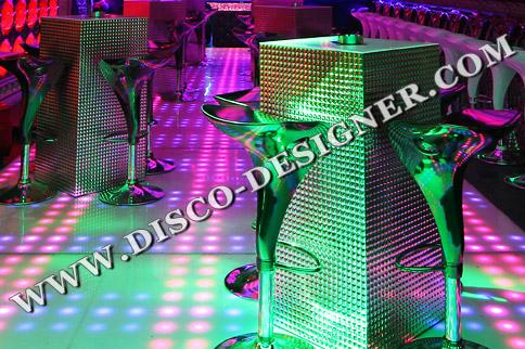 Illuminated Dance Floors Led Disco Panel Odern Dance
