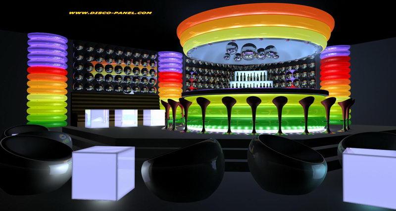 Material para barra bar foros s lo arquitectura - Barras de bar iluminadas ...