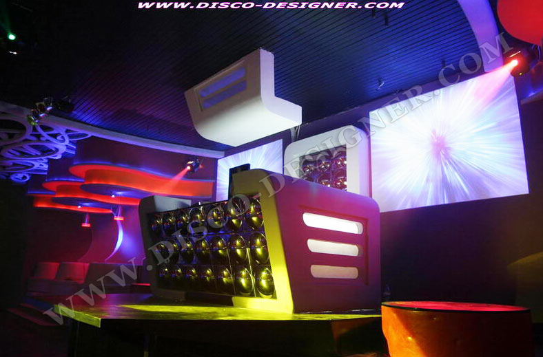 NIGHTCLUB DESIGN - NIGHTCLUB LIGHTING - DISCO DESIGN - NIGHT CLUB