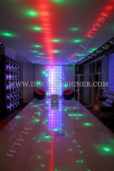 LED NIGHTCLUB LIGHTING