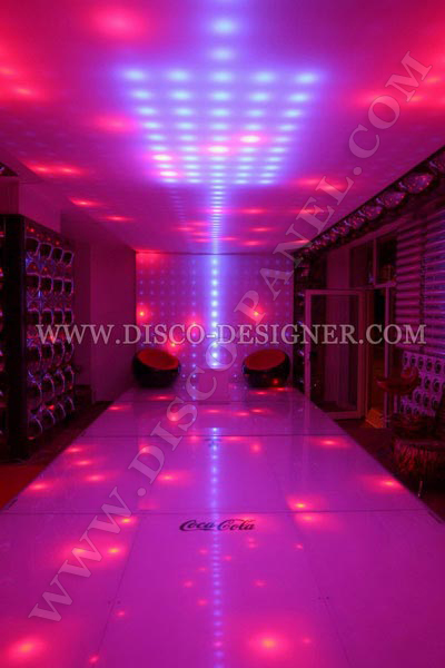 LED CEILING AND LED DANCE FLOOR