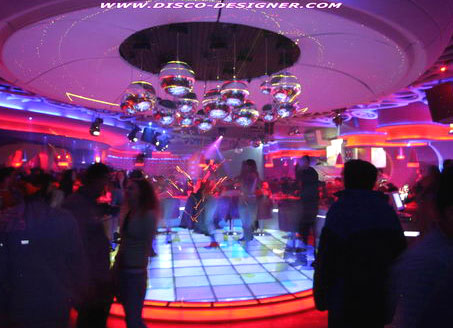 Nightclub Design Nightclub Lighting Disco Design