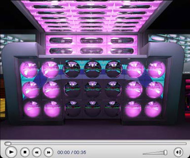 NIGHT CLUB LED LIGHTING DESIGN