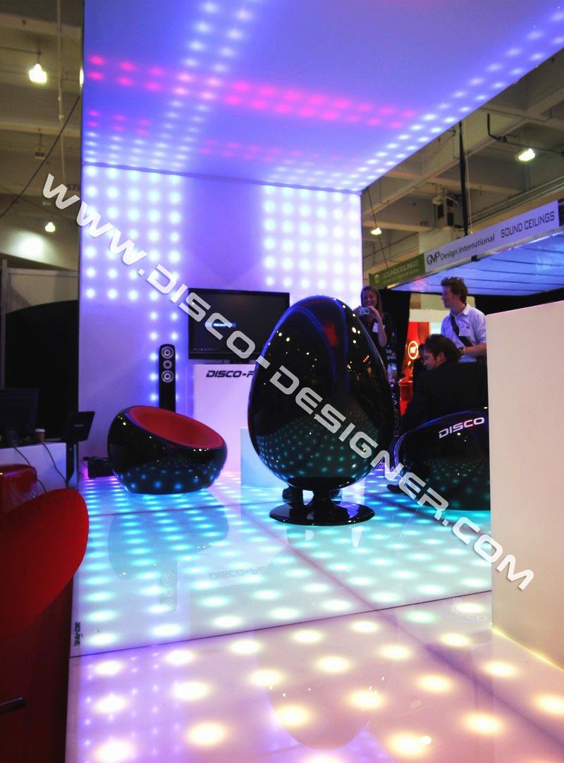 Nightclub furniture disco sofas tables bar stools